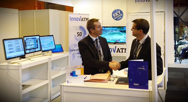 Innov'ATM and DSNA Services strengthen their partnership (World ATM Congress 2016)