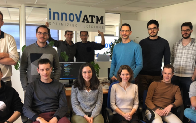 Innov'ATM Raises 1,000,000€ To Accelerate its Development Internationally
