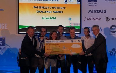 Proud Winners of the Passenger Experience Challenge in Athens!