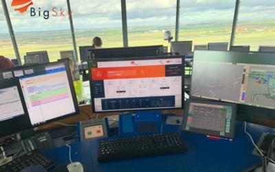 BigSky operational at CDG Airport