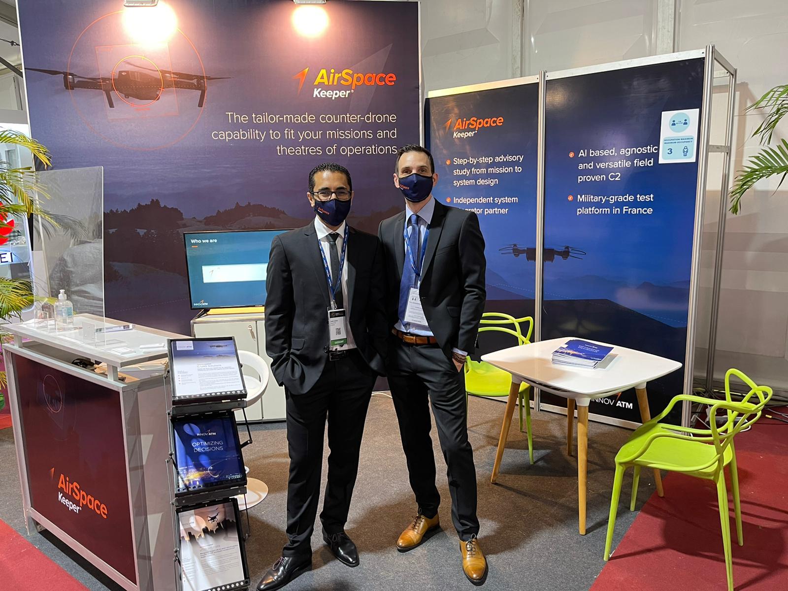 AirSpaceKeeper Shield Africa